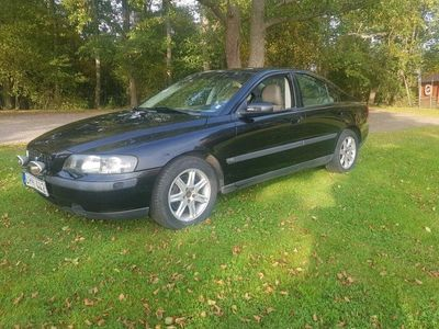 begagnad Volvo S60 Business 2.5T (210HK) Nybes