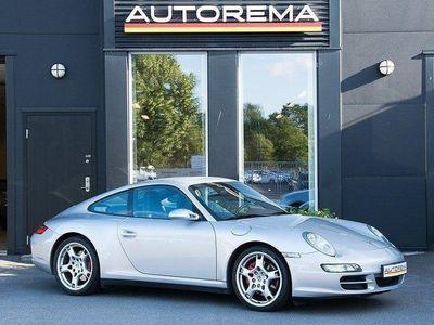 begagnad Porsche 911 Carrera 4S 997 3.8 TipTronic S 35