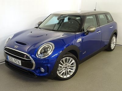 begagnad Mini Clubman S ALL4