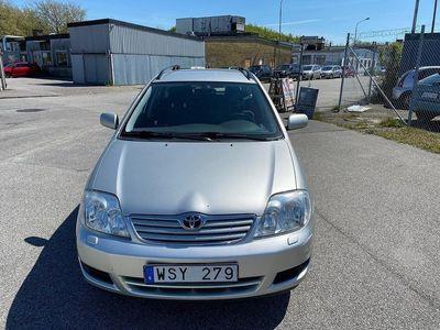 begagnad Toyota Corolla 1.6 VVT-i 110hk Kombi NyBesik