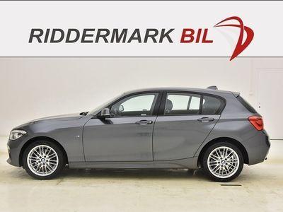 brugt BMW 118 d xDrive M-Sport 5dr EU6 LED 150hk -18