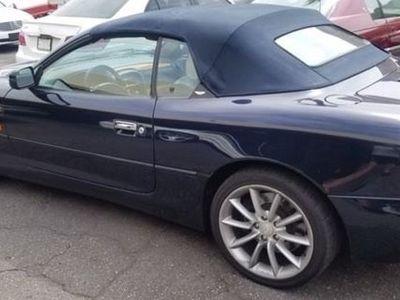 begagnad Aston Martin DB7 VantageCab 2002, Sportkupé 338 000 kr