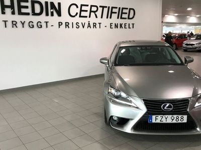 begagnad Lexus IS300h 2.5 CVT Comfort 223HK