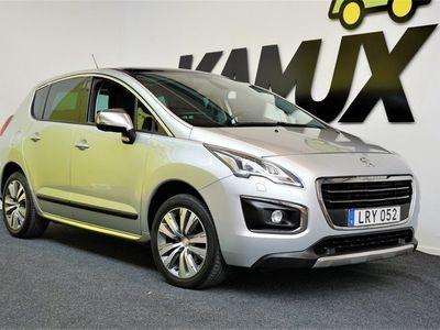 begagnad Peugeot 3008 2.0 HDi FAP Automatisk Allure Pano 163hk