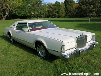 begagnad Lincoln Continental ContinentalIV 460 V8 7.5 L / Lipstick Edt.