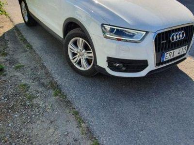 used Audi Q3 177hk/DSG -12