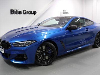 begagnad BMW M850 8-serienxDrive Coupé 530hk | Laserlight | Carbon | Bowers & Wilkins