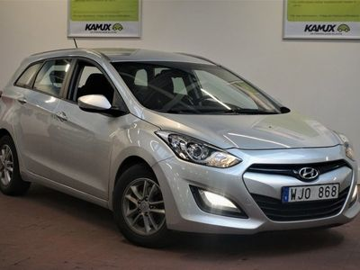 begagnad Hyundai i30 1.6 CRDi