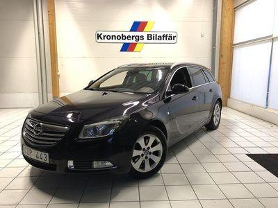 begagnad Opel Insignia 2,0 CDTI 160HK Edition Sports Tourer Aut