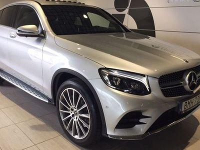 gebraucht Mercedes E250 GLC d 4Matic Coupé