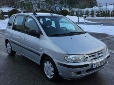 begagnad Hyundai Matrix 1,8 Familjebil Nybes -02