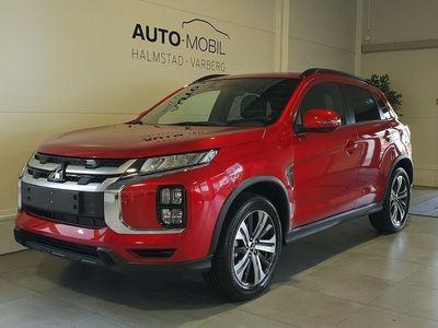 begagnad Mitsubishi ASX 2.0 AS&G CVT 4WD Komfort