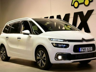 begagnad Citroën Grand C4 Picasso 1.6 BlueHDi | Navi | Drag | 7-Sits | Backkamera120hk