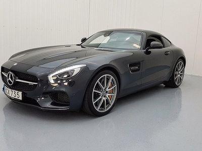 begagnad Mercedes AMG GT S AMG Speedshift DCT Eur