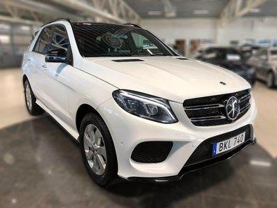 begagnad Mercedes GLE350 d 4MATIC 258hk, Drag, E