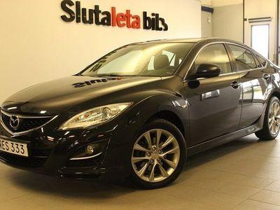begagnad Mazda 6 Sport 2.0 155hk BOSE Nyservad S/V Hjul Kamkedja