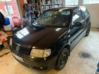 begagnad VW Polo 1,4/75