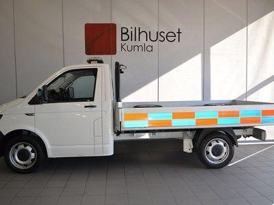 begagnad VW Transporter Pick Up 2,0TDi 150hk 4 -17