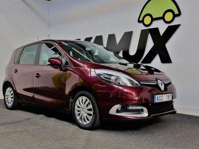 begagnad Renault Scénic 1.5 dCi BOSE S&V Hjul