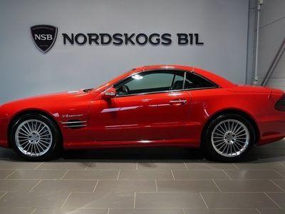 begagnad Mercedes SL55 AMG AMG 500hk Exclusive   Unik Samlarbil   Svensksåld