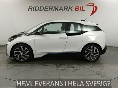 begagnad BMW i3 94 Ah REX Comfort Advanced Navi EU6 170hk