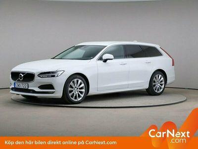 begagnad Volvo V90 D4 Momentum Advanced SE Aut Voc Navi