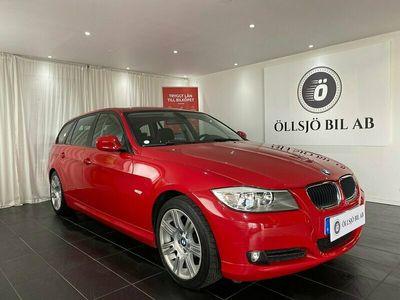 begagnad BMW 316 i Touring Comfort 122hk Lågmil/Nybesiktigad