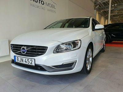 begagnad Volvo V60 D4 181hk Aut Summum Dragkrok VOC