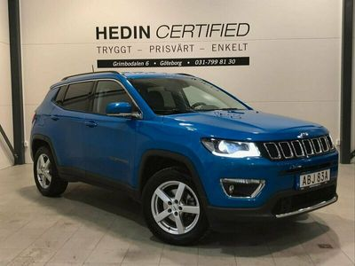 begagnad Jeep Compass 1.4 4WD Aut Limited 2019, SUV Pris 259 900 kr