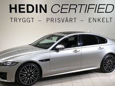 begagnad Jaguar XF 30d 300hk AT R-Sport