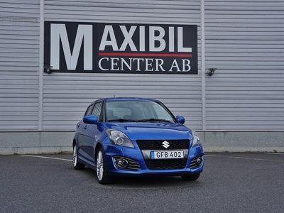 begagnad Suzuki Swift Sport 5-door 1.6 Sport 136hk