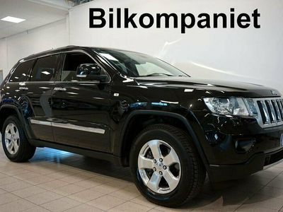 begagnad Jeep Grand Cherokee 3,0 CRD Limited 4x4 Automat