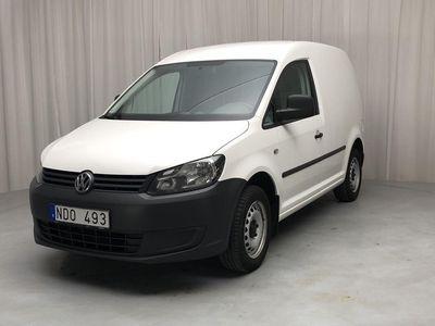brugt VW Caddy 1.6 TDI Skåp (75hk)