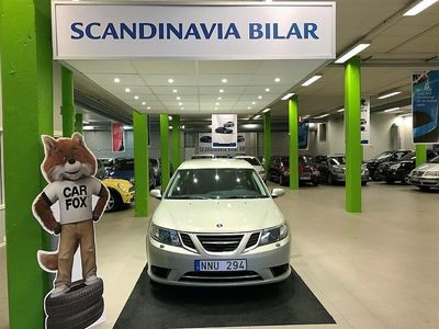 begagnad Saab 9-3 Endast 9900 Mil NY BES 1.8T
