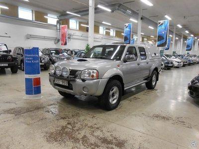 begagnad Nissan King Cab Navara 2.5Di 4WD Drag Ny Serv -03