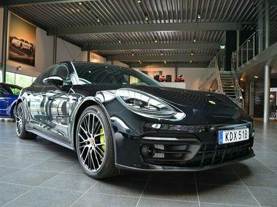 begagnad Porsche Panamera 4 E-Hybrid Executive 462hk