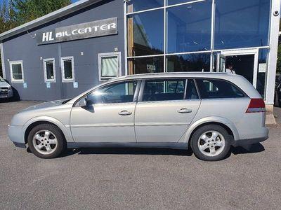 begagnad Opel Vectra 2.2 155Hk Drag/Nybes Sv-Såld