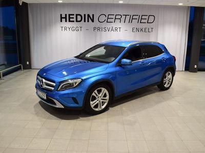 begagnad Mercedes GLA220 245 GCDI 4MATIC
