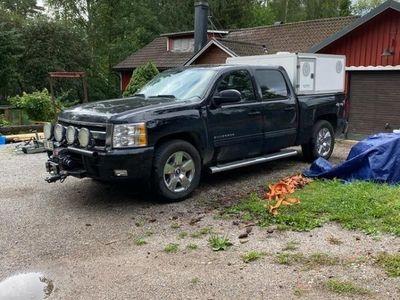 begagnad Chevrolet Silverado 1500 Crew cab