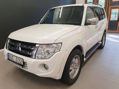 begagnad Mitsubishi Pajero 5-dörrar 3.2 Di-D 4WD Autom -12