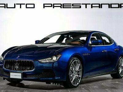 begagnad Maserati Ghibli SQ4 Svensksåld Nybils 2016, Personbil Pris 529 000 kr