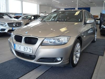 begagnad BMW 320 d Touring 184hk