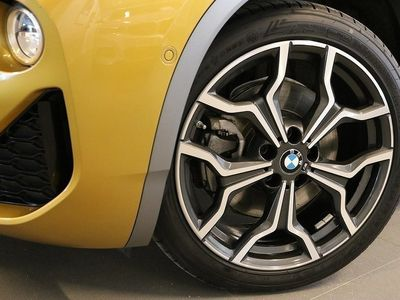 begagnad BMW X2 xDrive20i M sport X Innovation Ed Nav Drag