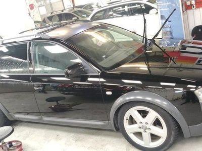 begagnad Audi A6 Allroad 2.7 bi-turbo säljes/bytes