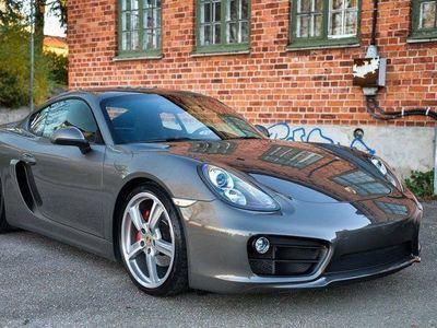 begagnad Porsche Cayman S Cayman