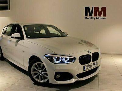 begagnad BMW 116 d 5-door M-Sport Euro 6 116hk