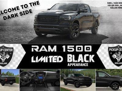 begagnad Dodge Ram LIMITED BLACK (5483:-/mån ink moms*)