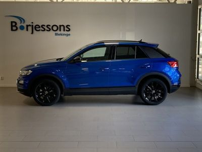 begagnad VW T-Roc 2.0 TSI 4Motion DSG Black Style