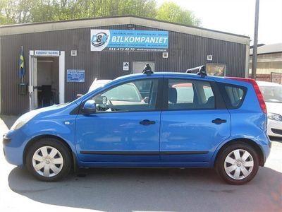 begagnad Nissan Note 1,4i AC/SoVdäck/Nyservad -08