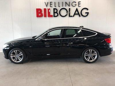 begagnad BMW 320 Gran Turismo i xDrive Sport line Euro 6 184hk